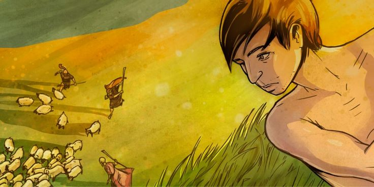 The Sons of Jacob | Illustrated Bible Story