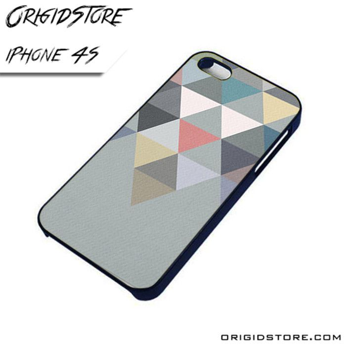 Geometri Modern Upside Down Case For Iphone 4/4S Case