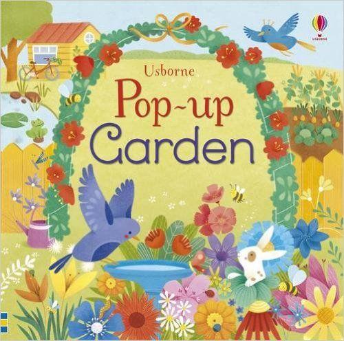 Pop-Up Garden (Pop ups): Amazon.co.uk: Fiona Watt, Alessandra Psacharopulo…