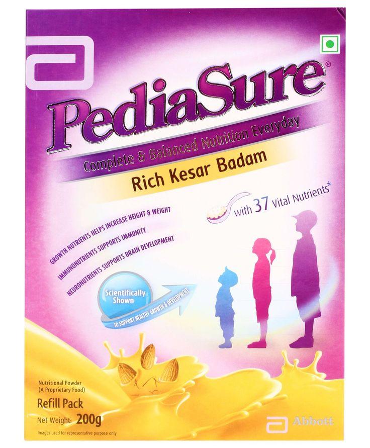 Pediasure Kesar Badam Buy Online at lowest price in India: BigChemist.com