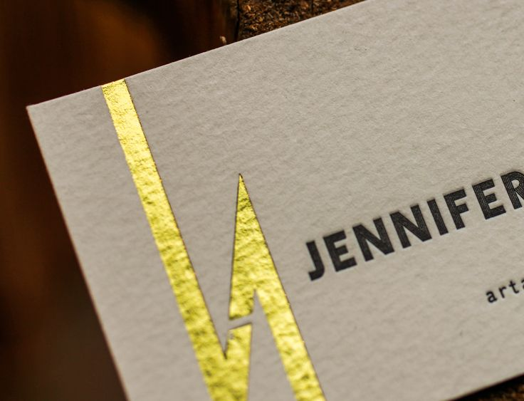 8 best business cards images on pinterest carte de visite gold foil with black soy based ink letterpress printed on tuscan paper business cards reheart Image collections
