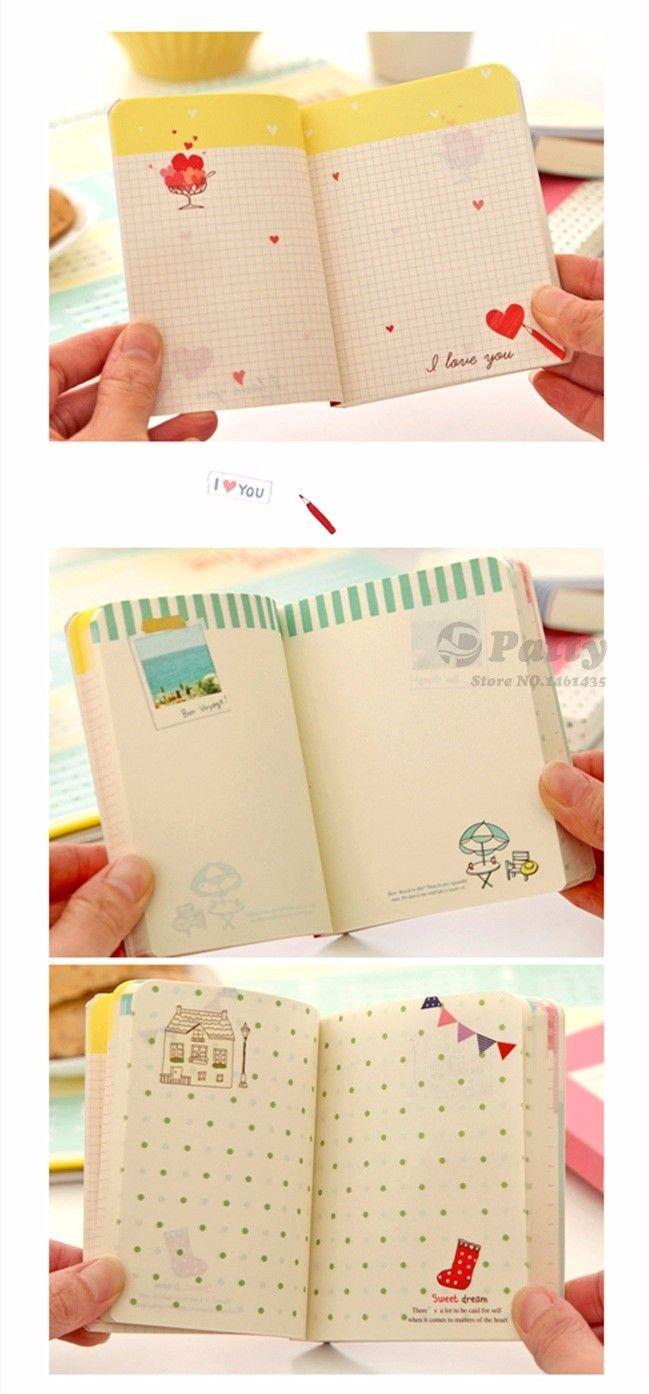 Mini tamanho portátil episódio Vintage livro diário Notebook Agenda Caderno Escolar papelaria escritório Material Escolar F738 em Cadernos de Office & School Suprimentos no AliExpress.com   Alibaba Group