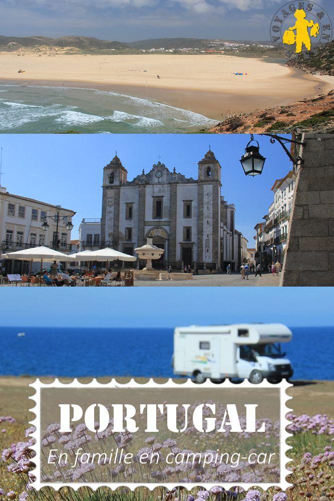 1er voyage de parents avec leur 1er bébé au Portugal et en camping,car