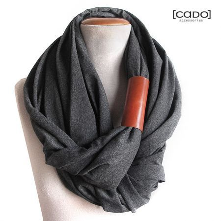 #shawl #fashion #style #gray
