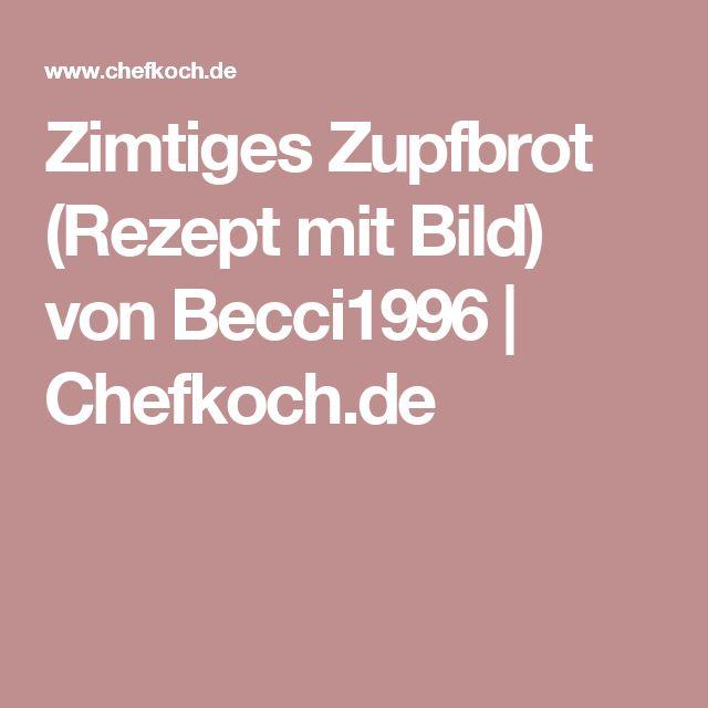 Zimtiges Zupfbrot (Rezept mit Bild) von Becci1996 | Chefkoch.de