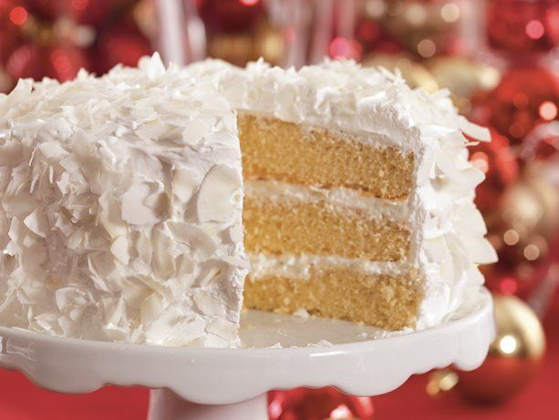 Coconut Cake Icing From Scratch