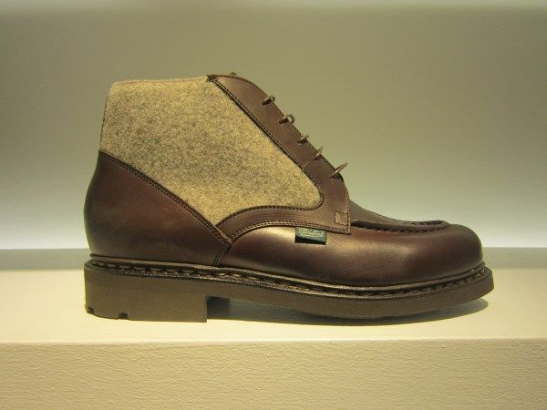 Paraboot #shoes #man #FallWinter #collection