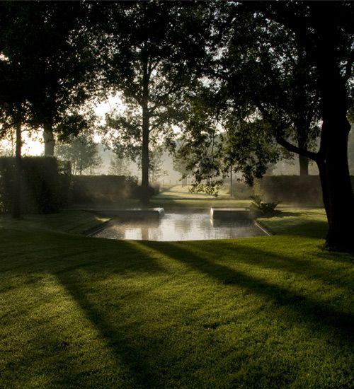 Ronald van der hilst landscape architect