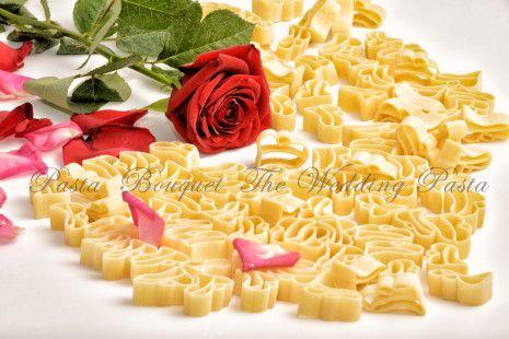Pasta Bouquet