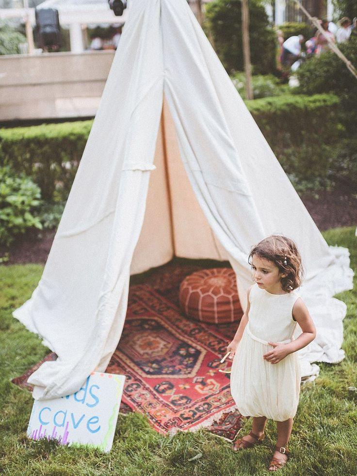 Jeux faciles pour occuper les enfants à votre mariage – Wedding