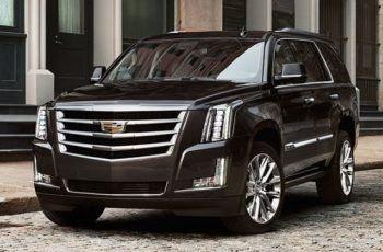 2018 Cadillac Escalade: Platinum Price, Interior Changes
