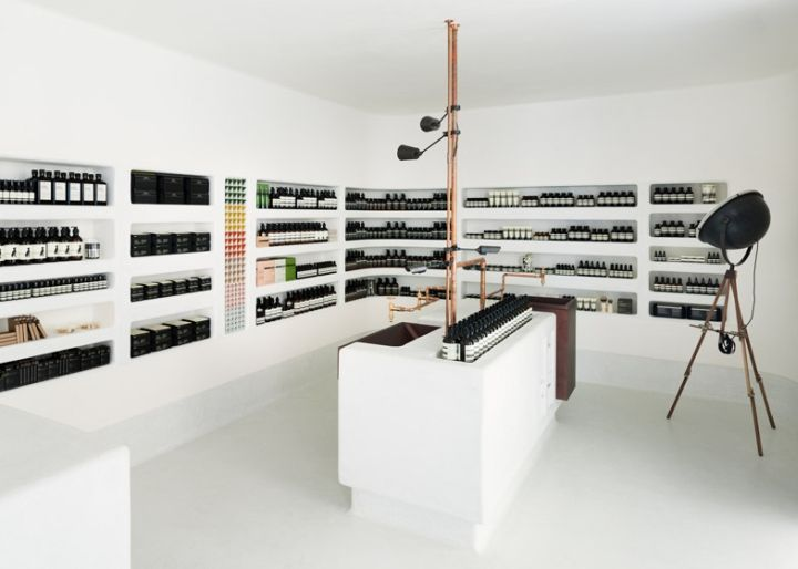 Aesop store by Simplicity, Kyoto - Japan