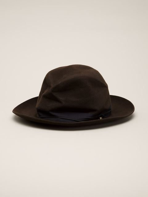 Umit Benan '1940s' Fedora - Carson Street Clothiers - Farfetch.com