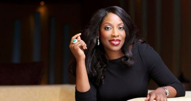 Nigeria's Mo Abudu, the Founder and Chief Executive of EbonyLife TV, was the only black woman listed on Hollywood Reporter's 25 most powerful women in Global TV.
