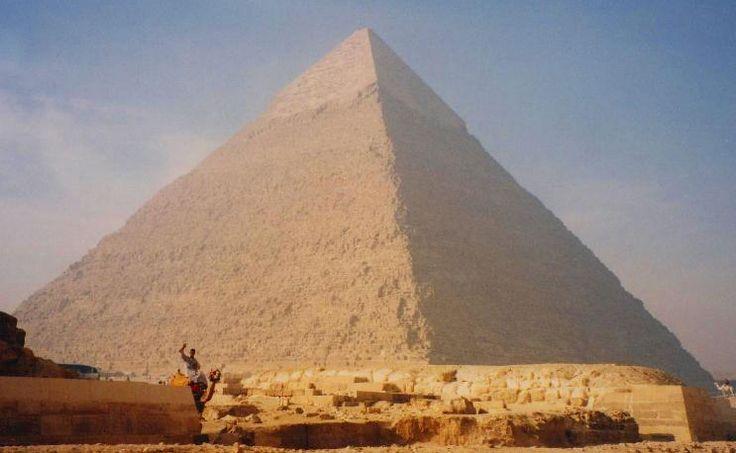 Wanna Camel Ride? The Hard Evidence at the Pyramids of Giza, Egypt