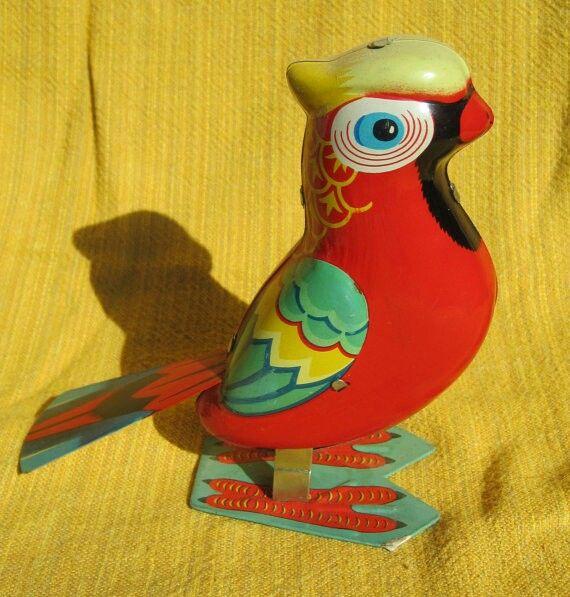 Hopping parrot toy | Parrot toys, Baby einstein toys ...