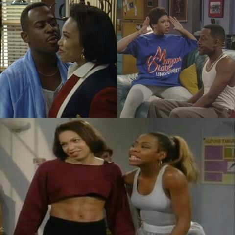 Tisha Campbell-Martin loved her in Martin, and pretty much every thing else