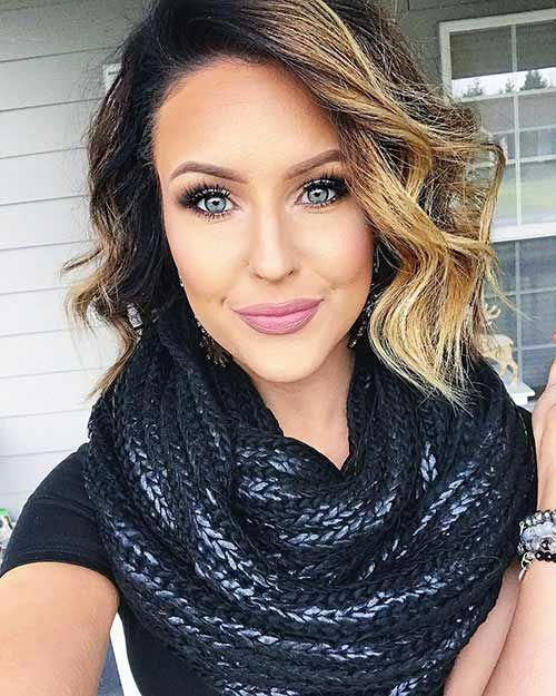 Short-Haircut.com | Short Hairstyles for bob, curly, cute, wavy, wedding, straight, and pixie hair... #Shorthairprom - #curly #haircut #hairst