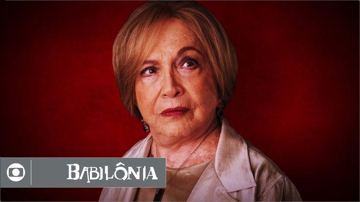 Babilônia: Nathalia Timberg é Estela na nova novela da Globo
