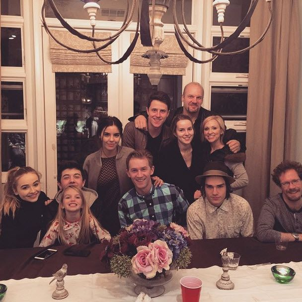 "Photos: ""Good Luck Charlie"" Stars Spent Time Together January 3, 2015"