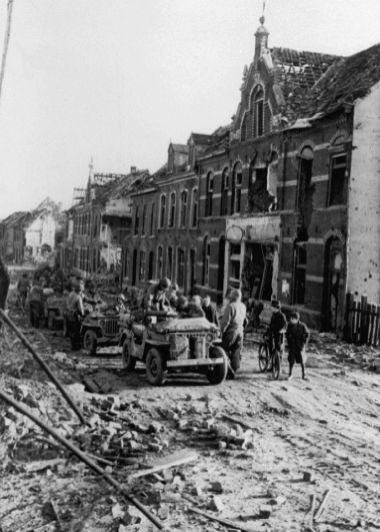 Netherlands The occupation of this neutral country by Nazi Germany starts on 10 May 1940. Dutch forces capitulate 5 days later after the bombing of Rotterdam.  On May 5, 1945, the whole country is liberated when German forces surrender to Canadian Forces.