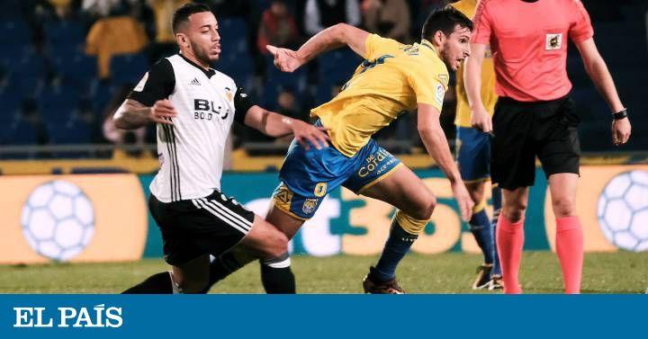 Las Palmas gana oxígeno a costa de un Valencia desnortado y fallón | Deportes | EL PAÍS https://elpais.com/deportes/2018/01/20/actualidad/1516444238_925258.html#?ref=rss&format=simple&link=link