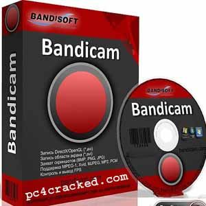 Bandicam 3.3.2.1195 Crack is the excellent screen recorder software,It can record a specific region on a PC screen, or a program that uses the DirectX