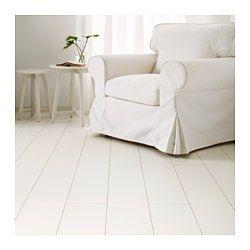 IKEA - PRÄRIE, Laminaatvloer, Gelamineerd oppervlak; een slijtvaste vloer voor alle ruimtes in huis, uitgezonderd vochtige.Verbleekt niet in het zonlicht; de vloer kan ook worden gelegd in een kamer met veel zon.Een klik-laminaatvloer is makkelijk te leggen en je hebt geen lijm nodig.Kan in alle ruimtes in huis worden gelegd, met uitzondering van vochtige.Te gebruiken met een NIVÅ ondervloer.