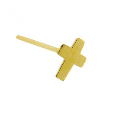Piercing Nez Or jaune 9K croix https://piercing-pure.fr/p/458-piercing-nez-or-jaune-9k-croix.html #croix #piercingnez #or