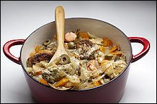Senegalese Chicken Yassa Recipe - A friend made it and says that it is fabulous!