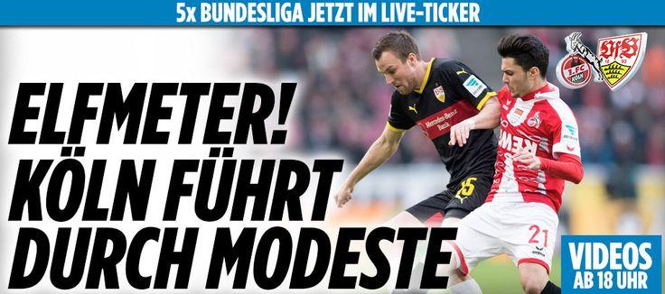 5 Bundeslige now: http://www.bild.de/bundesliga/1-liga/home-1-bundesliga-fussball-news-31035072.bild.html lol, VfB 0:1 http://www.bild.de/bundesliga/1-liga/saison-2015-2016/1-fc-koeln-gegen-vfb-stuttgart-am-18-Spieltag-41801548.bild.html this woke me up from sleeping lol