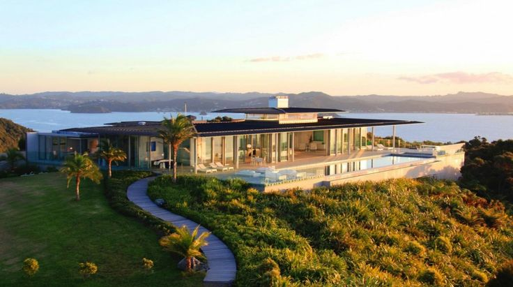 Panoramic Views, Luxury House in Bay of Islands/Northland, New Zealand
