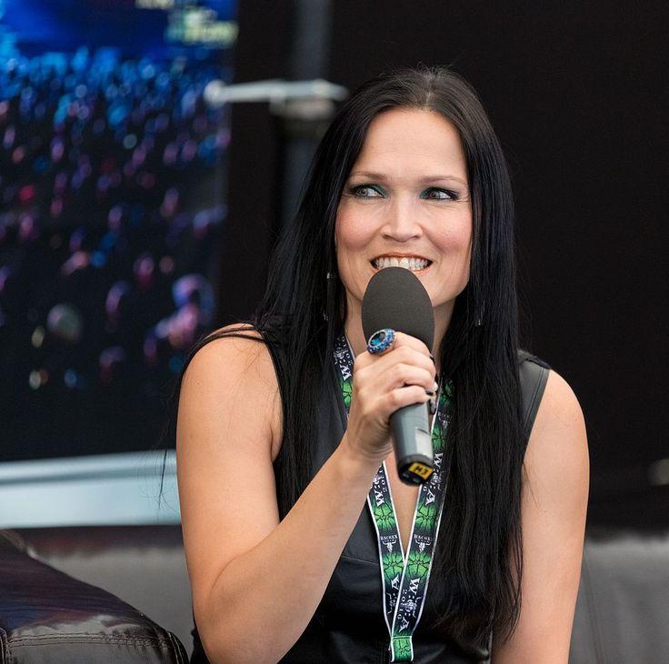 From Wikiwand: Tarja Turunen bei der Pressekonferenz Wacken Open Air 2016