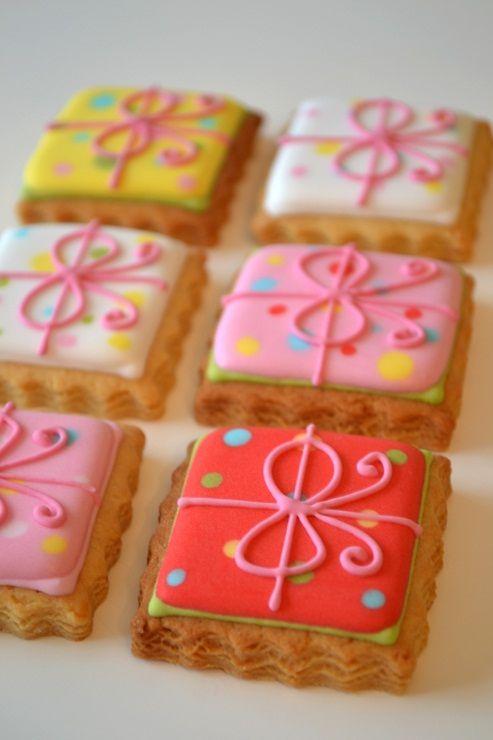 Gift cookies