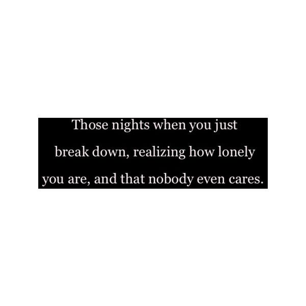 Sad Quotes About Cutting: Best 25+ Nobody Cares Ideas On Pinterest