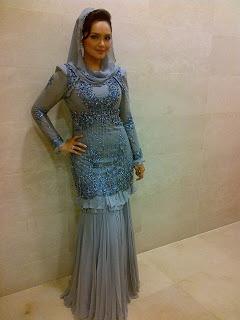 BRIDE-NOTE: Siti Nurhaliza and me