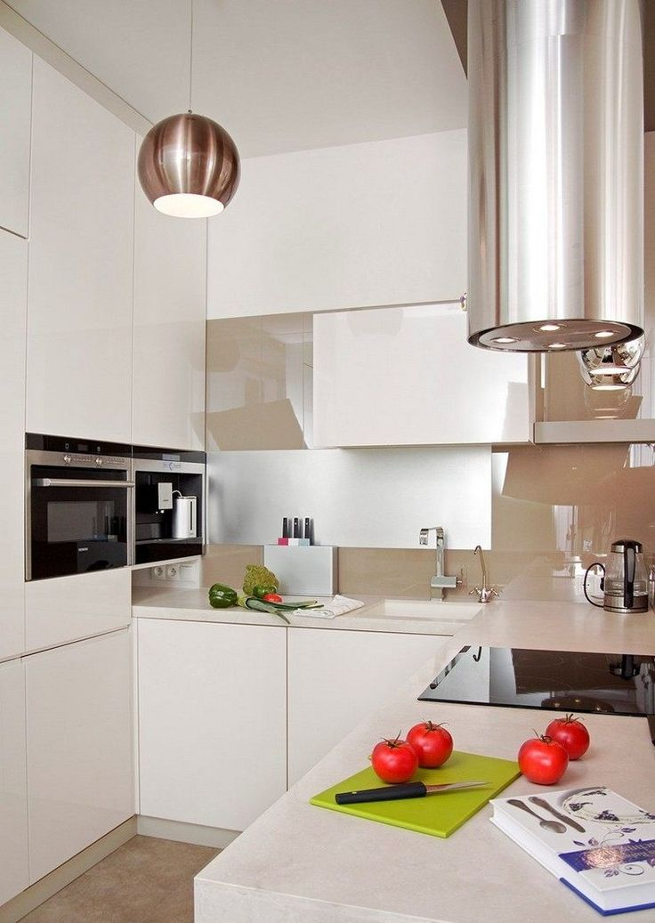 17 beste ideer om Küche Cremefarben på Pinterest Küche deko - spritzschutz folie k che