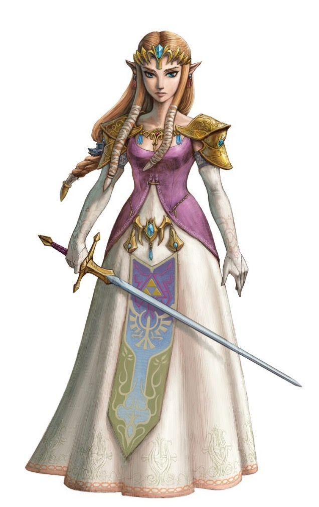 Twilight Princess HD artwork. #TwilightPrincessHD #Zelda
