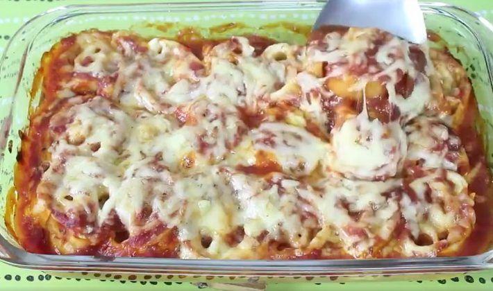 Najchutnejšie lasagne so syrom a šunkou, ktoré si zamilujete | Báječný život