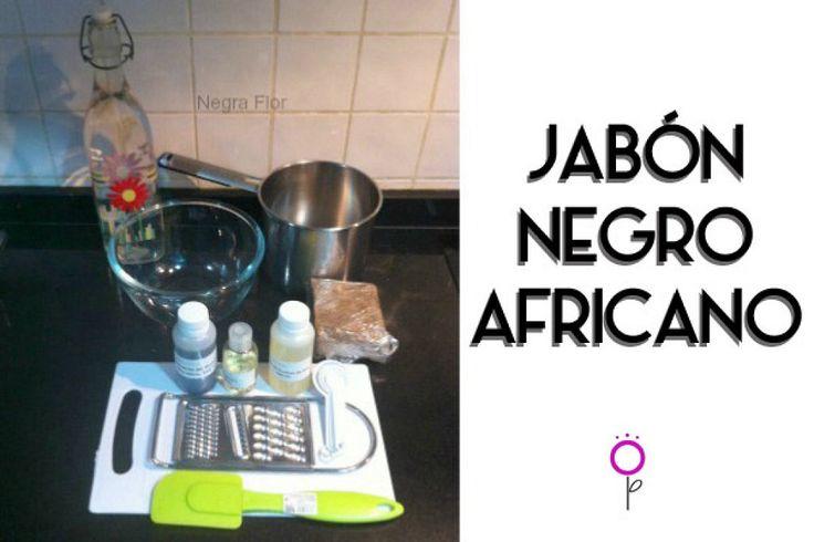 Jabón negro africano para la piel seca y el cabello afro | Cuidar de tu belleza es facilisimo.com