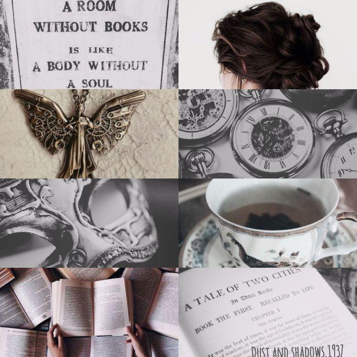Tessa Grey Aesthetic ❣️