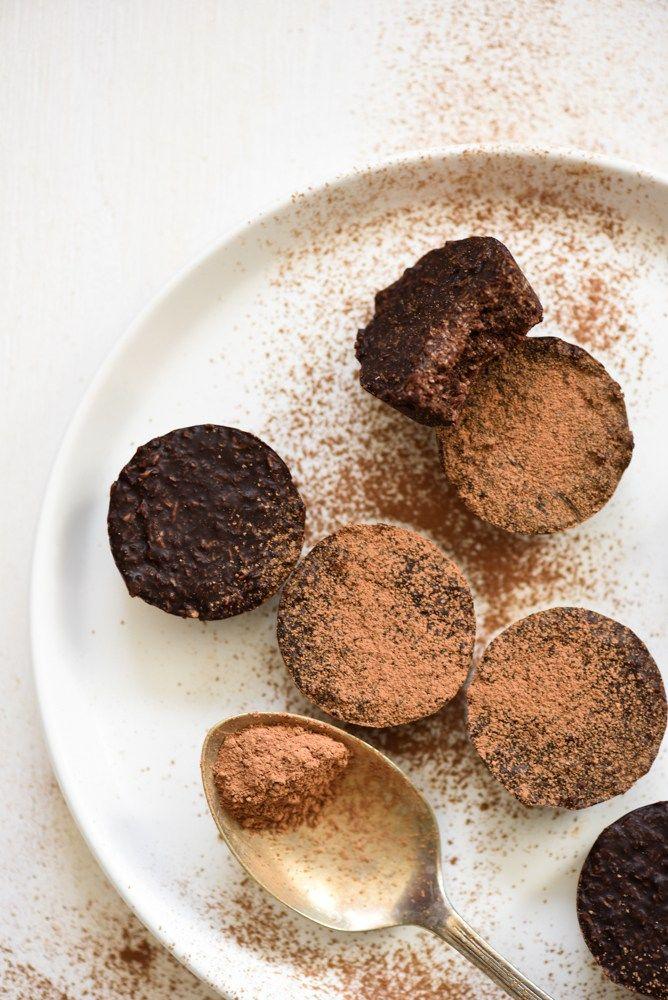 Three Ingredient Coconut Rough