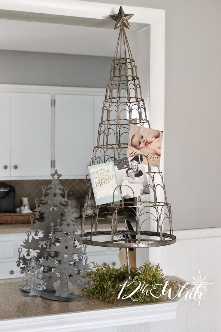 25+ best ideas about Christmas Card Display on Pinterest ...