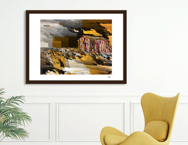 Discover «Abandoned», Numbered Edition Fine Art Print by vividvivi - From $19 - Curioos