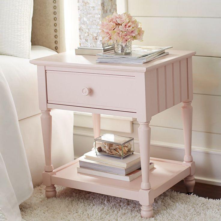 Best 25 Pink Nightstands Ideas On Pinterest Pink