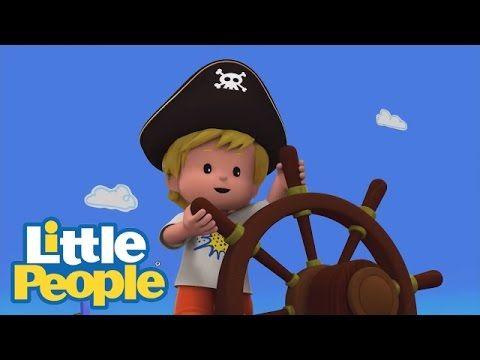Songs for Kids - Little People | Treasure Song 🎵 Kids Songs 🎵 - YouTube