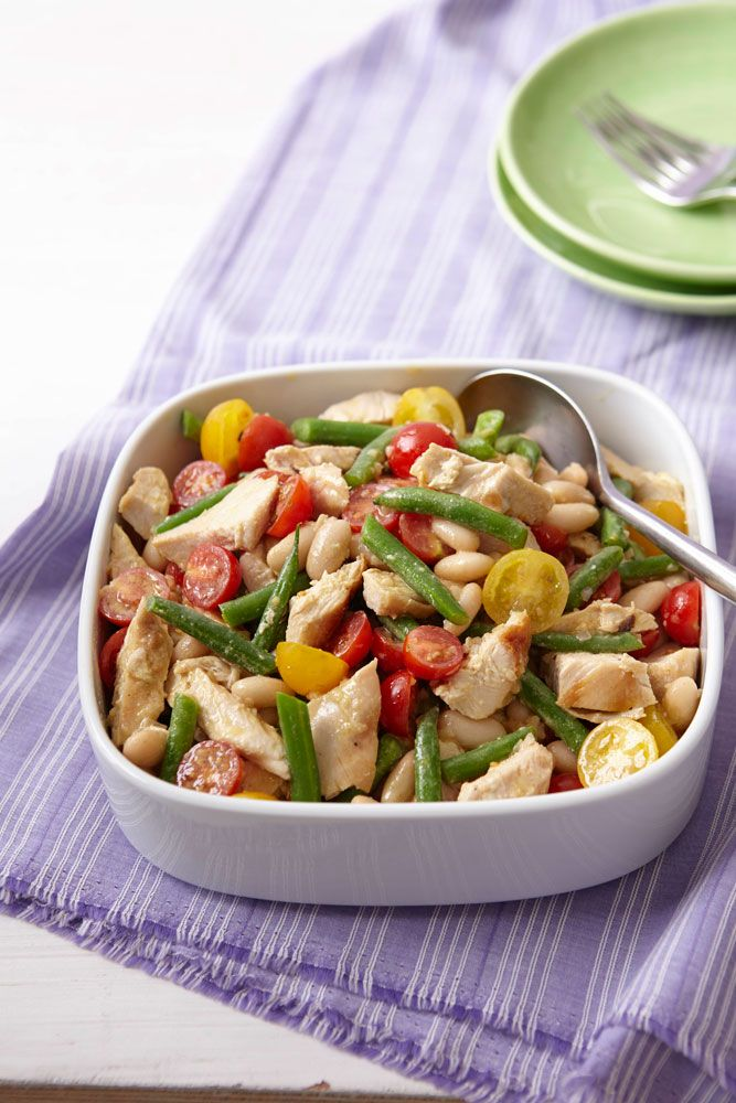 Healthy cheap and easy chicken recipes