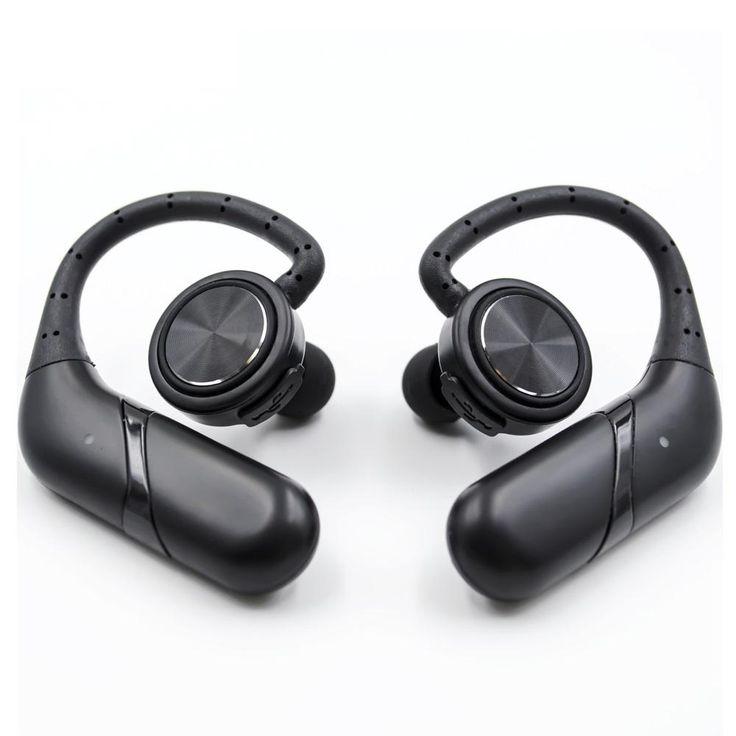 New Cordless Headphones True Wireless Bluetooth Earbuds Water-Resistant Earphones Stereo Sports Bluetooth Headset