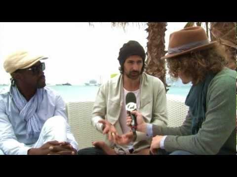 Interview Marco Prince et Mika de Brito à l'occasion du Festival de Cannes 2012