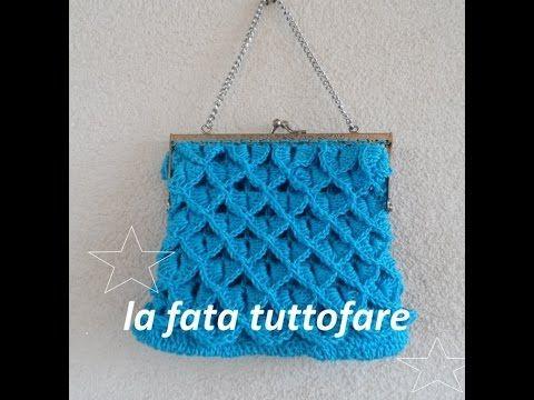 Cintura all'uncinetto - Cinturón en crochet - crochet belt - YouTube